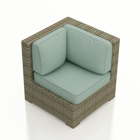 Malibu 90 degree Sectional Corner Replacement Cushion