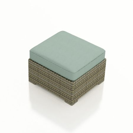Malibu Square Ottoman Replacement Cushion