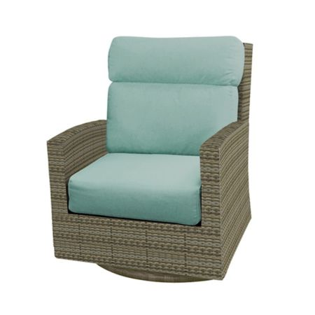 Malibu Universal High Back Swivel Rocker Replacement Cushions
