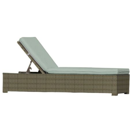 Malibu Universal Chaise Lounge Replacement Cushion