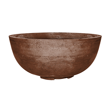 Prism Cafe Moderno 1 Concrete Fire Bowl