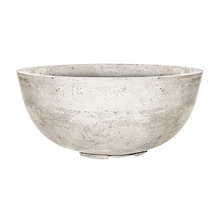 Prism Natural Moderno 1 Concrete Fire Bowl