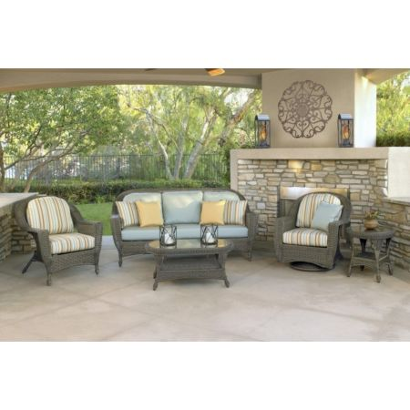 Georgetown 4 Piece Outdoor Chat Set