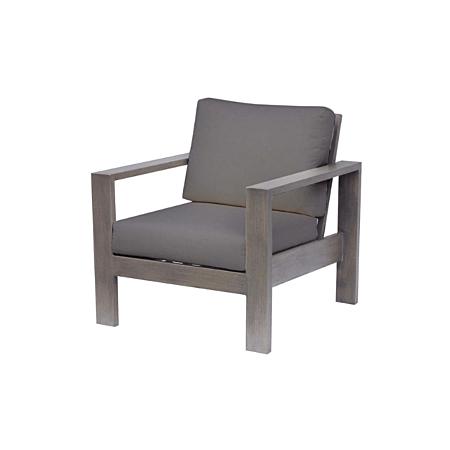 Park Lane Club Chair by Ratana - Cast Slate