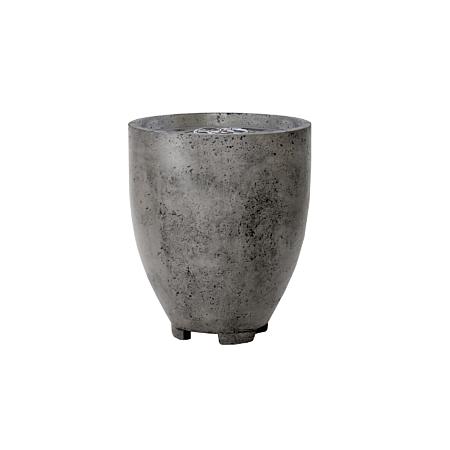 Prism Pentola 1 Concrete Fire Pit Bowl