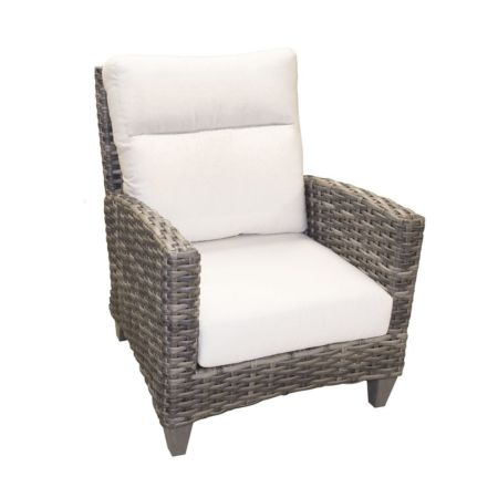 Portofino Wicker Lounge Chair