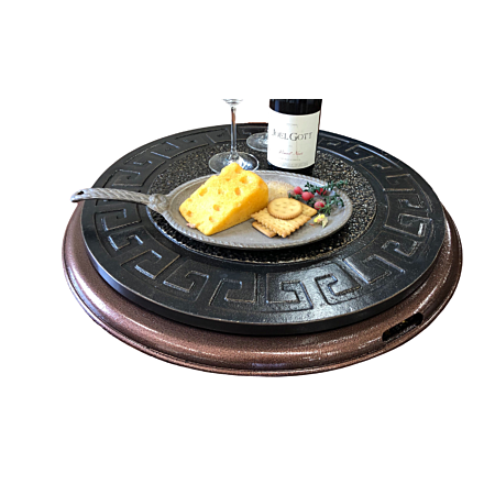 NEW Lazy Susan Combo with Lid