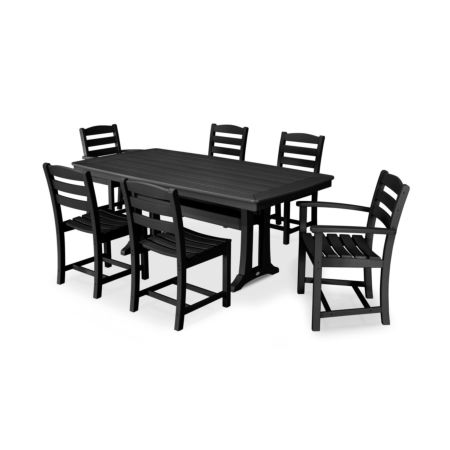 POLYWOOD 7 Piece La Casa Dining Set
