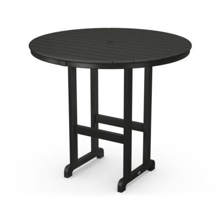 "POLYWOOD Round 48"" Bar Table"