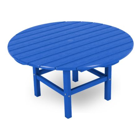 """Polywood Round 38"""" Conversation Table"""