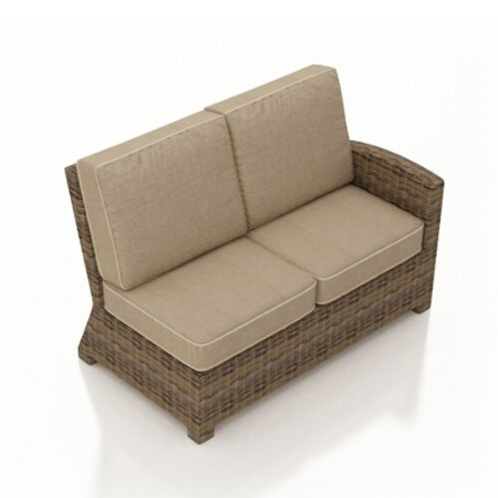 Sectional Right Arm Loveseat