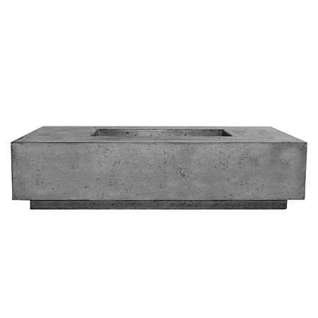 Prism Tavola 4 Concrete Fire Table