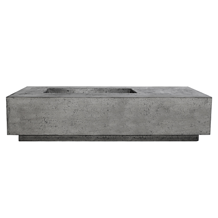 Prism Tavola 5 Concrete Fire Table
