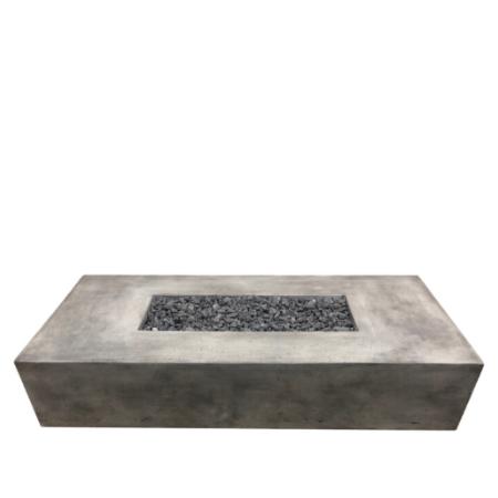 Prism Tavola Slim Concrete Fire Table *Exclusive*