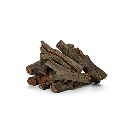 Western Driftwood Outdoor Fire Log Set by HPC