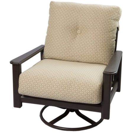 Marine Grade Polymer Deep Seating Swivel Rocker