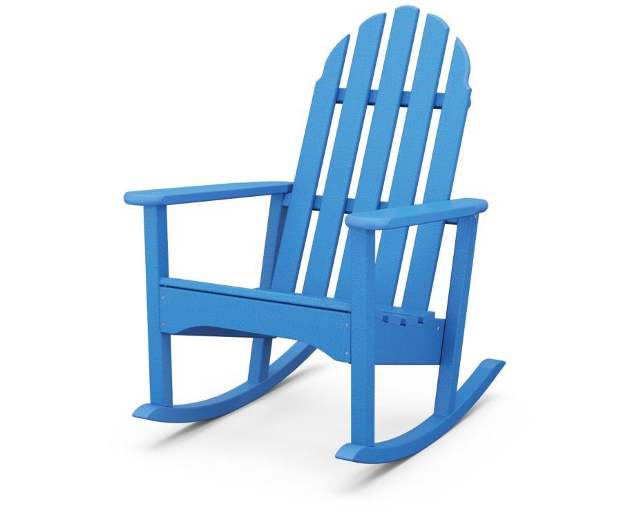 POLYWOOD Classic Adirondack Rocking Chair