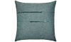Elaine Smith Outdoor Micro Fringe Seaglass Pillow