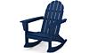 POLYWOOD Vineyard Adirondack Rocking Chair