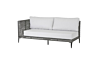 Genval 2.5-seater left arm sofa