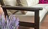 POLYWOOD Vineyard Deep Seating Sofa