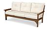 Teak Frame + Antique Beige Cushion