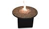 Oriflamme Mini 32'' Granite Fire Pit Table