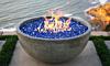 Prism Cafe Moderno 1 Concrete Fire Bowl