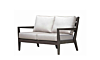 Lucia Loveseat by Ratana