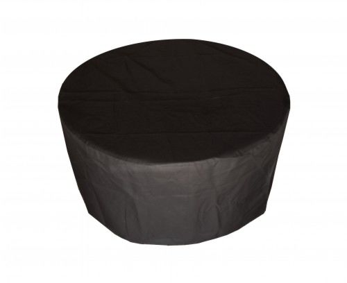 "All Weather Polyester Outdoor Furniture Cover - 54"" Blk"
