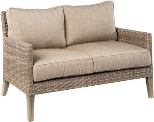 Cornwall Outdoor Deep Seating Love Seat