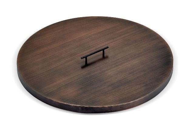 Oil Rubbed Bronze Stainless Steel Cover