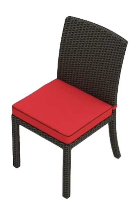 Barbados Armless Dining Chair