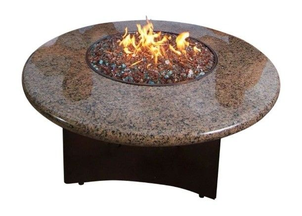 Tropical Elegance Oriflamme Fire Pit Tropical Fire Pit