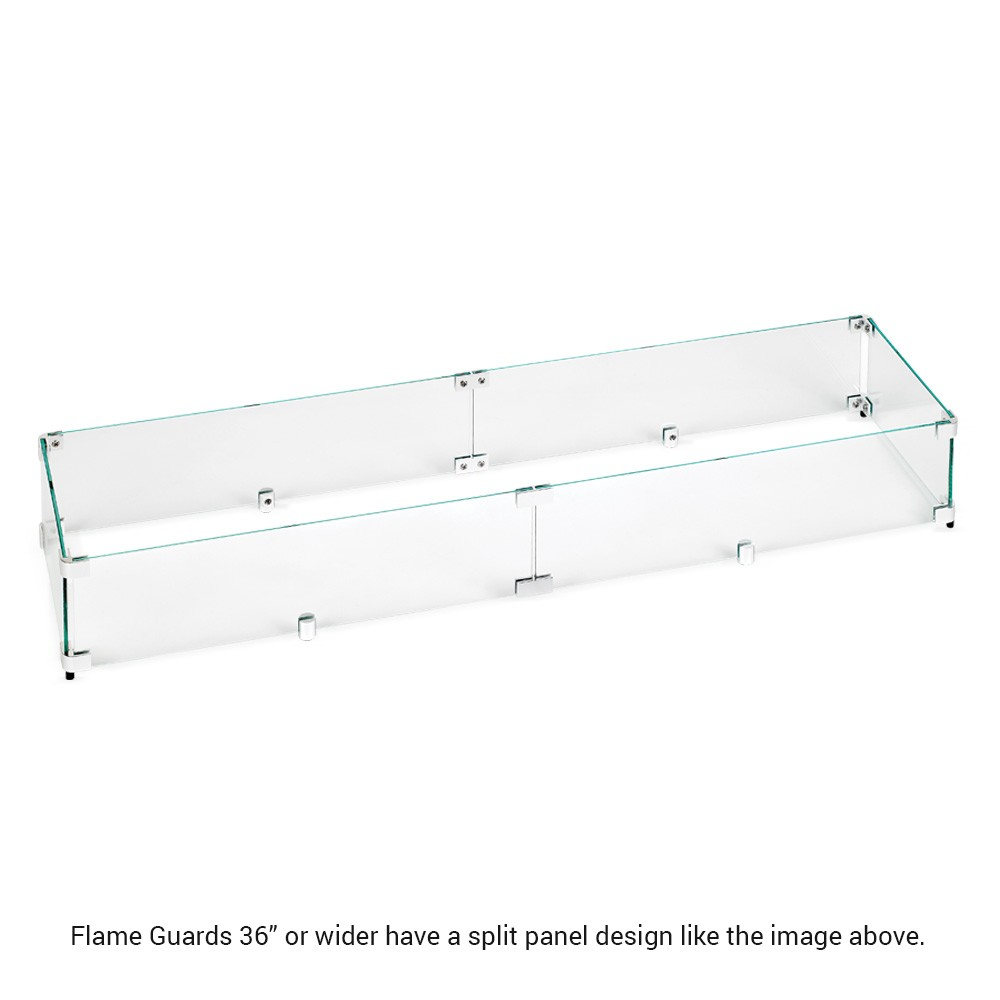 Tempered Glass Wind Guard