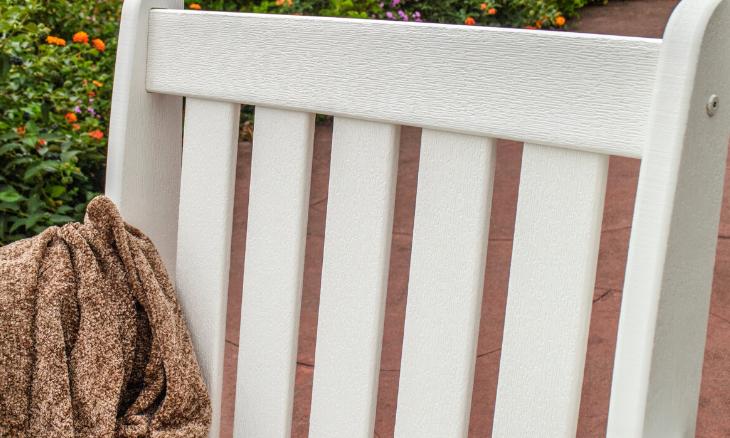POLYWOOD® Vineyard Garden Arm Chair