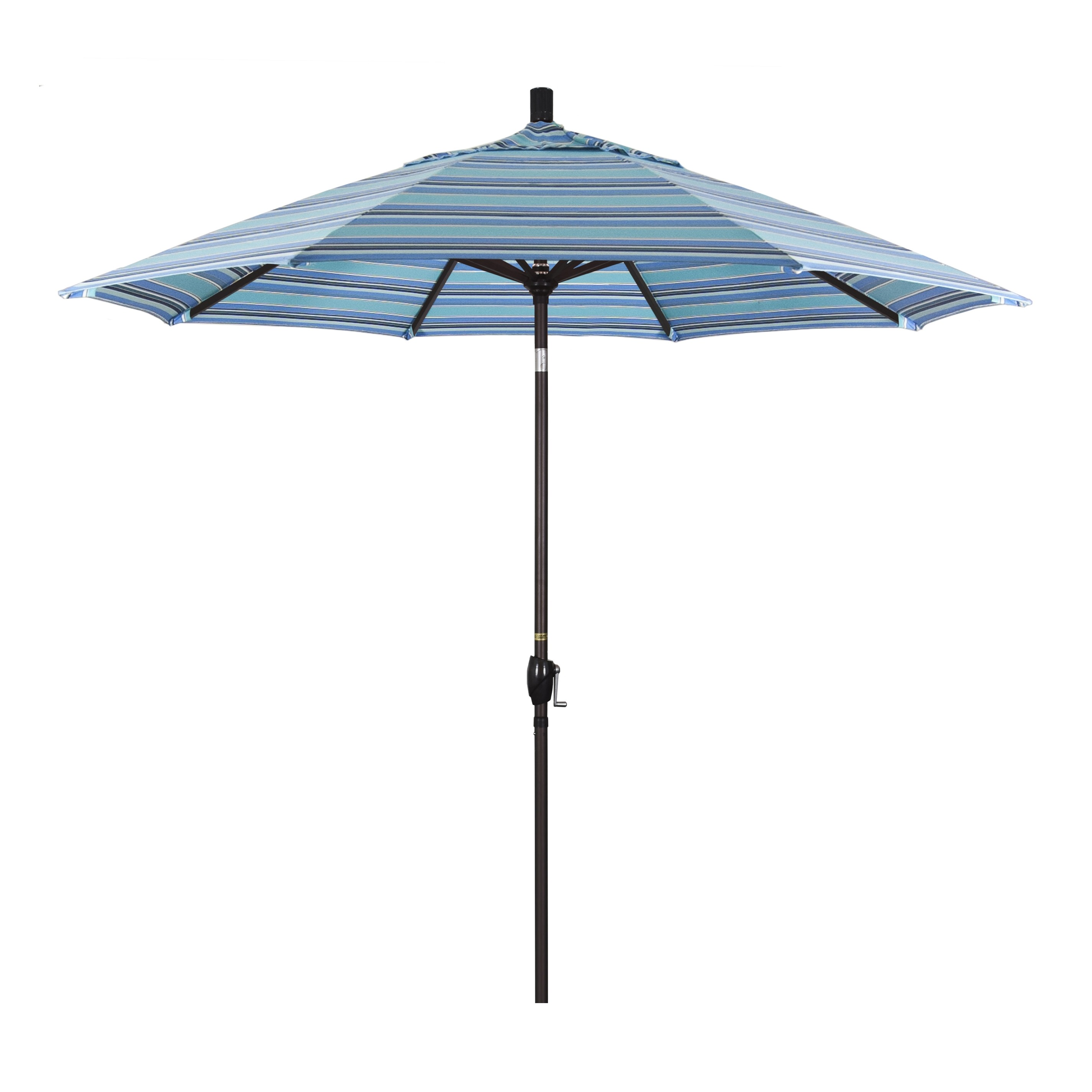 9' Market Style Outdoor Umbrella with Wind Vent Dolce Oasis