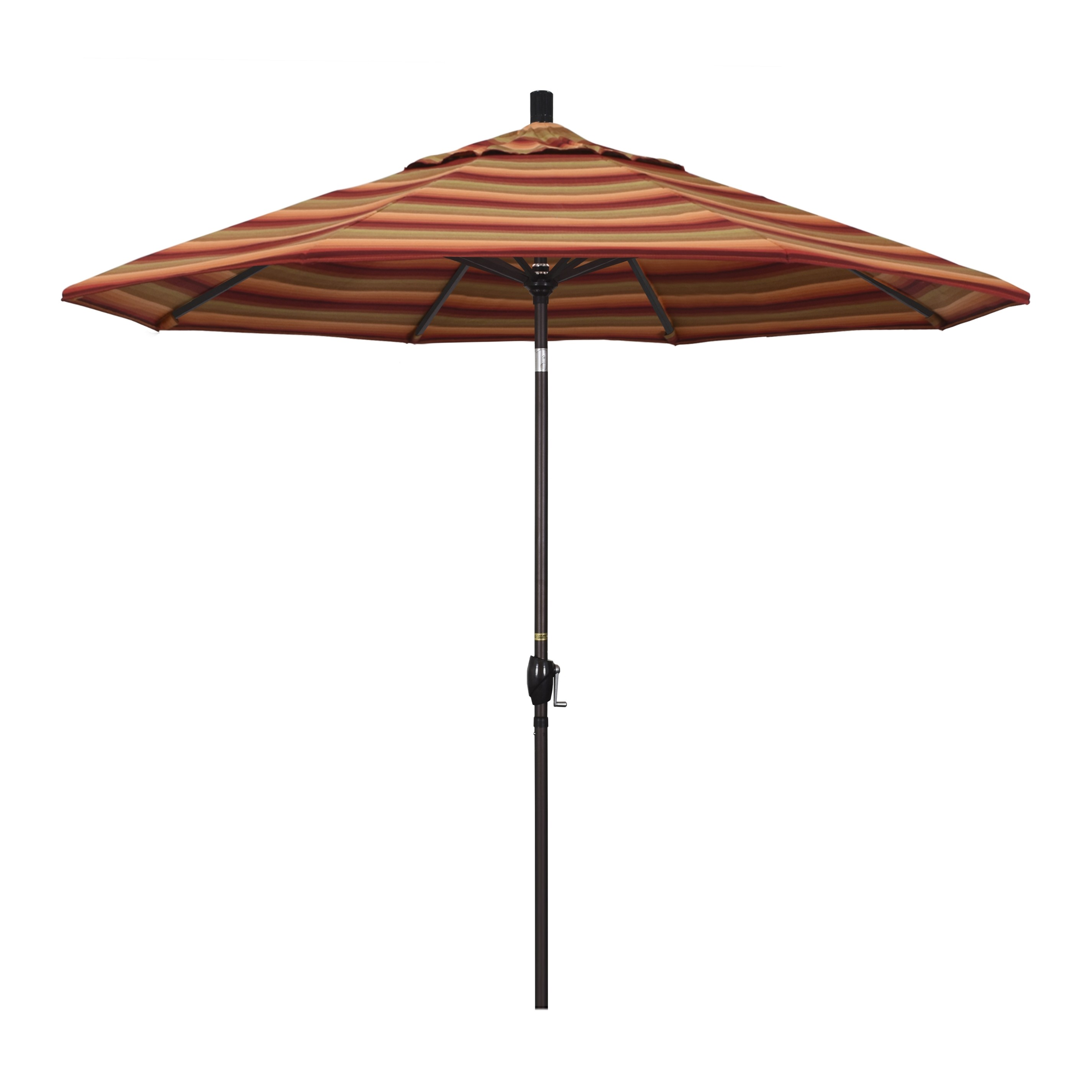 9' Market Style Outdoor Umbrella with Wind Vent Astoria Sunset