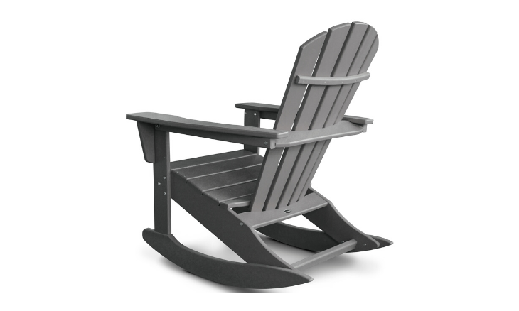 POLYWOOD® Palm Coast Adirondack Rocking Chair