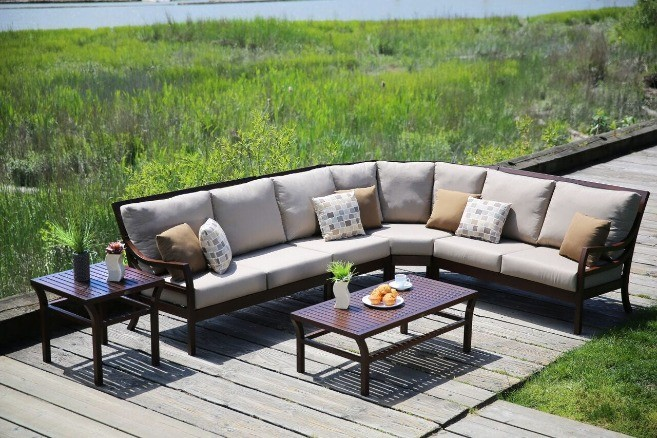 Madison Sectional by Ratana