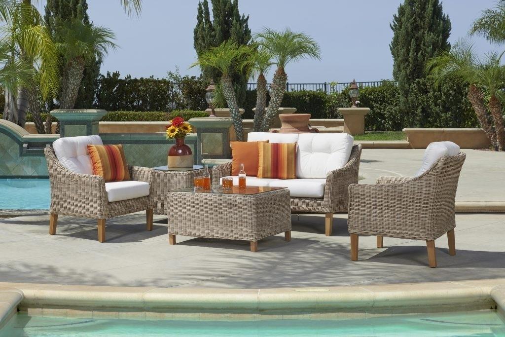 Cambria 6510 Outdoor Furniture Set