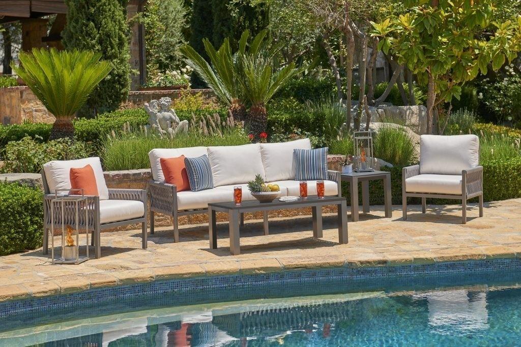 Palm Cay Polyflex 3 Seater Sofa