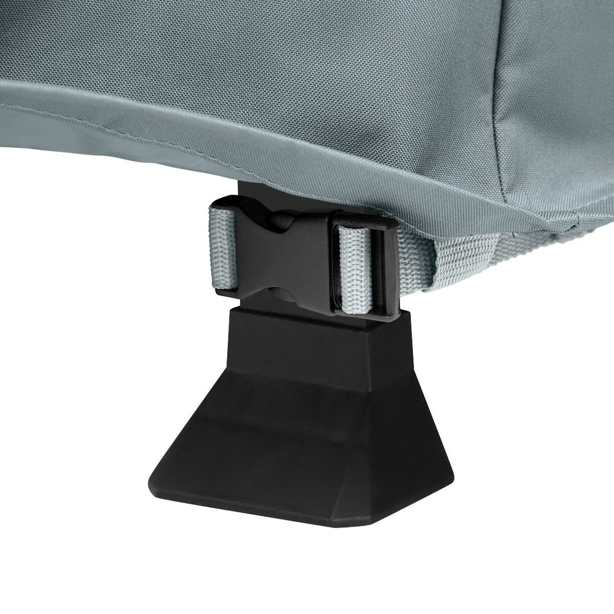 L-Sectional Protective Furniture Cover | Left-Facing