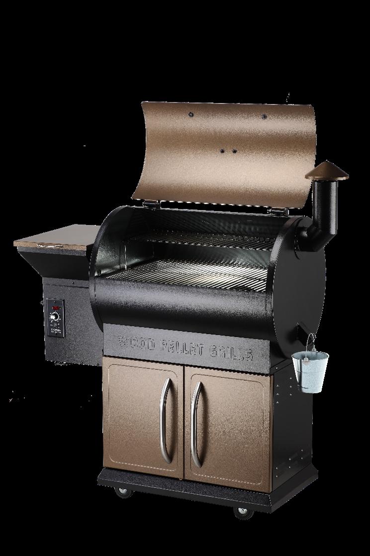 ZPG-700D Black/Bronze