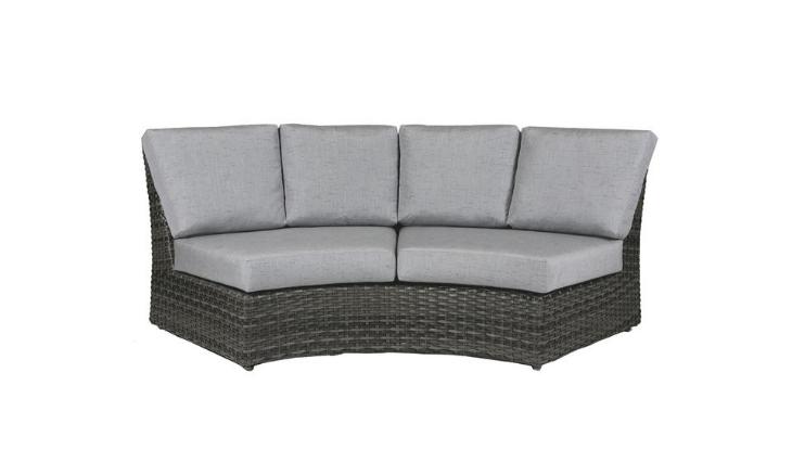 Portofino Wedge Sofa by Ratana
