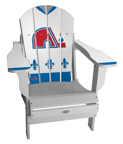 Quebec Nordiques Sports Chair