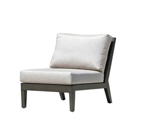 Lucia Armless Chair by Ratana