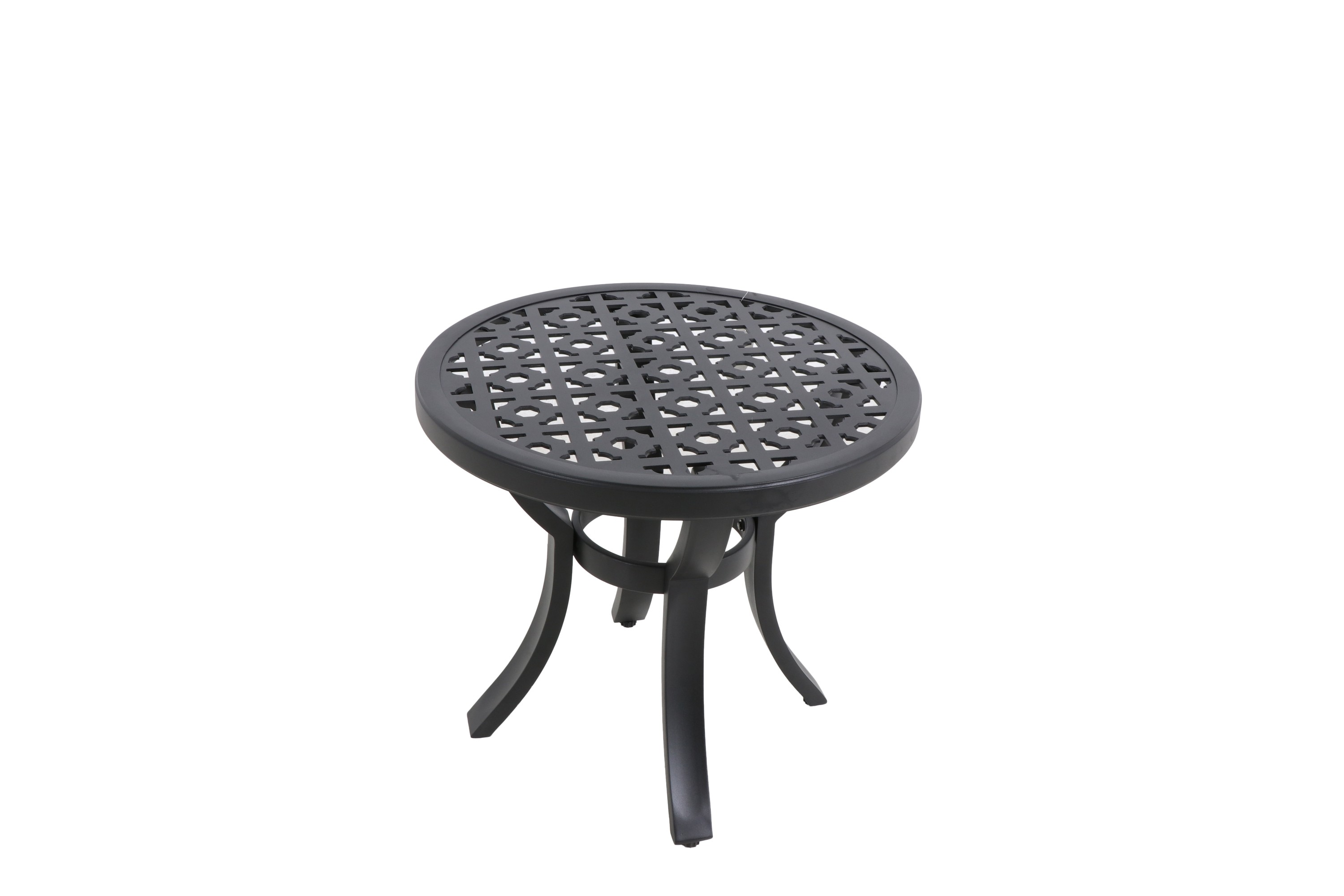 Midnight End Table