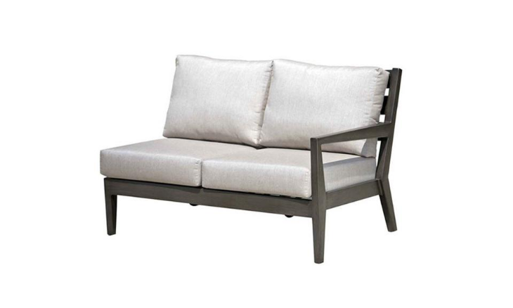 Lucia 2 Seater Right Arm by Ratana