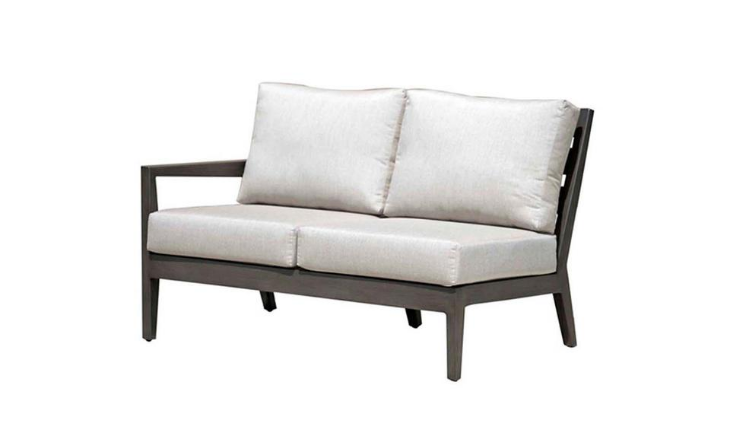 Lucia 2 Seater Left Arm by Ratana